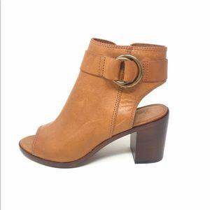 FRYE DANICA Harness Booties size 8- RETAIL: $358